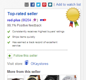 Seller ebay